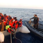 Mass murder on the Mediterranean high seas