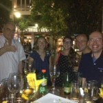 Drinks with FPA Members