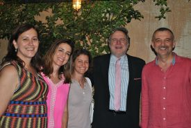 The E.C. of F.P.A. with the Minister of Labour, Social Security and Social Solidarity